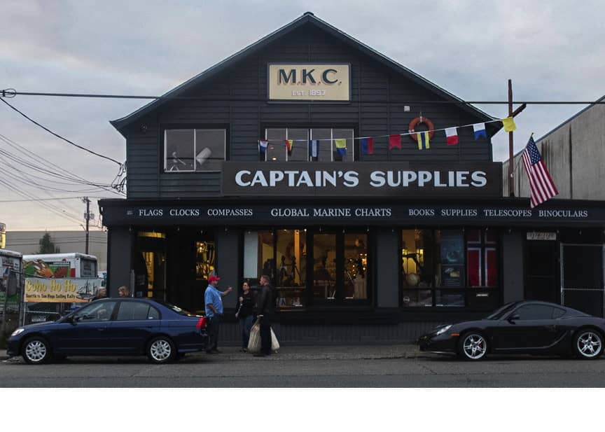 Captains Supply