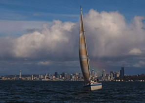 s/v Turbulence and Seattle